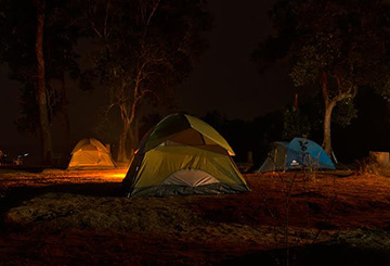 Chandubi jungle camp