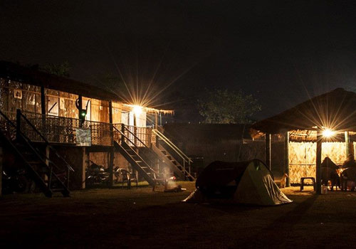 Kohuwa eco camp