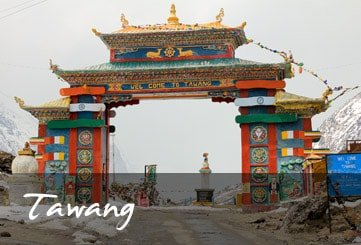 Tawang Tourism Guide