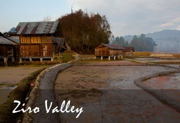 Ziro Tourism ad travel