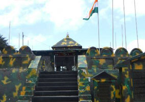 Jaswant garh must visit place in Tawang