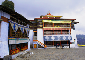 Tawang Monastery, top tourist attraction in Tawang