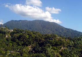 Top attraction in Tura, Tura peak