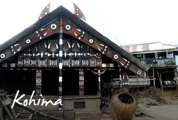 Kohima Travel Guide